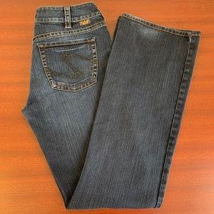 Silver Jeans Suki Flare